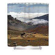 Haleakala National Park Shower Curtain