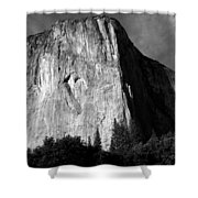 El Capitan - Yosemite, Ca Shower Curtain