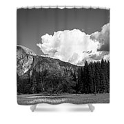 Half-dome Shower Curtain