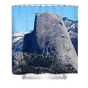 Half Dome - Yosemite  Shower Curtain