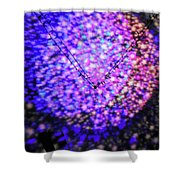 Halfway To Heaven Shower Curtain