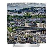 Halifax Panoramic View 2 Shower Curtain