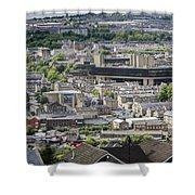 Halifax Panoramic View 5 Shower Curtain