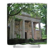 Hall Of Christ In Summer Shower Curtain