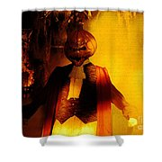 Halloween Nightmare Shower Curtain