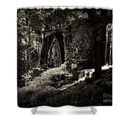 Halls Mill Shower Curtain