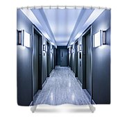 Halls Of Mystery Shower Curtain