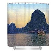 Halong Bay 5 Shower Curtain