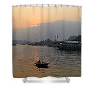 Halong Bay 8 Shower Curtain