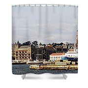 Halsingborg 1 Shower Curtain