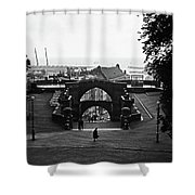 Halsingborg 2 Shower Curtain