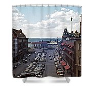Halsingborg Sweden 1 Shower Curtain
