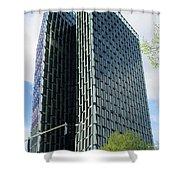 Hamburg 1 Shower Curtain