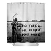Hammershoi Shower Curtain