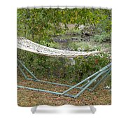 Hammock Shower Curtain