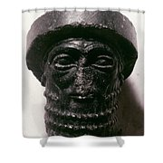 Hammurabi (d. 1750 B.c.) Shower Curtain