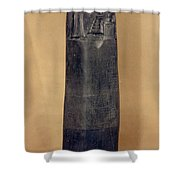 Hammurabis Code Shower Curtain