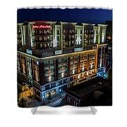 Hampton Inn Downtown Shower Curtain