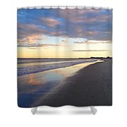 Hampton Sunrise Shower Curtain