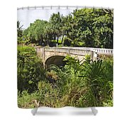 Hana, Kipahulu Shower Curtain