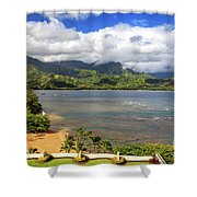 Hanalei Bay Shower Curtain