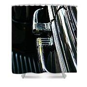 Handles Shower Curtain
