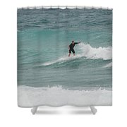 Hanging Ten Shower Curtain