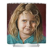 Hanna Shower Curtain