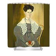 Hannah Fisher Stedman Shower Curtain