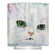 Hannah Shower Curtain