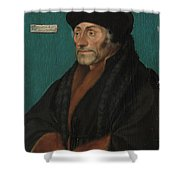 Hans Holbein The Younger Shower Curtain