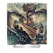 Hansa Swann Shower Curtain