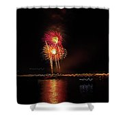 Happy Birthday United States Of America 3 Shower Curtain