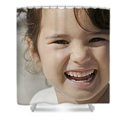 Happy Contest 10 Shower Curtain