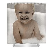Happy Contest 14 Shower Curtain