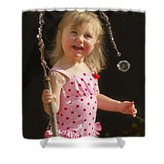 Happy Contest 2 Shower Curtain