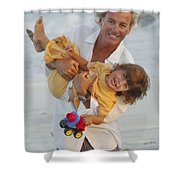 Happy Contest 5 Shower Curtain