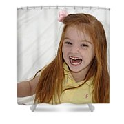 Happy Contest 6 Shower Curtain