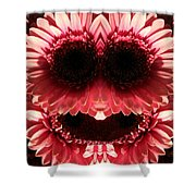 Happy Daisies Are Here Again Shower Curtain