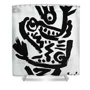 Happy Dance Shower Curtain