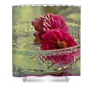 Happy Moments Shower Curtain