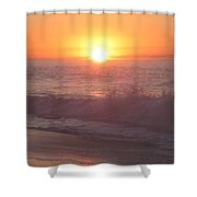 Happy Waters Shower Curtain