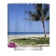 Hapuna Beach Shower Curtain