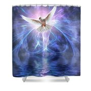 Harbinger Shower Curtain