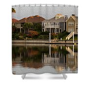 Harbor Homes Shower Curtain