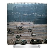 Harbor IIi Shower Curtain