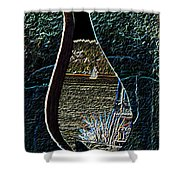 Harborside Fountain Park Bremerton Wa 2 Shower Curtain