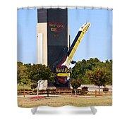 Hard Rock Casino Shower Curtain