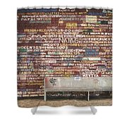 Hardy Gallery Shower Curtain