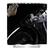 Harley Davidson 1000 Shower Curtain